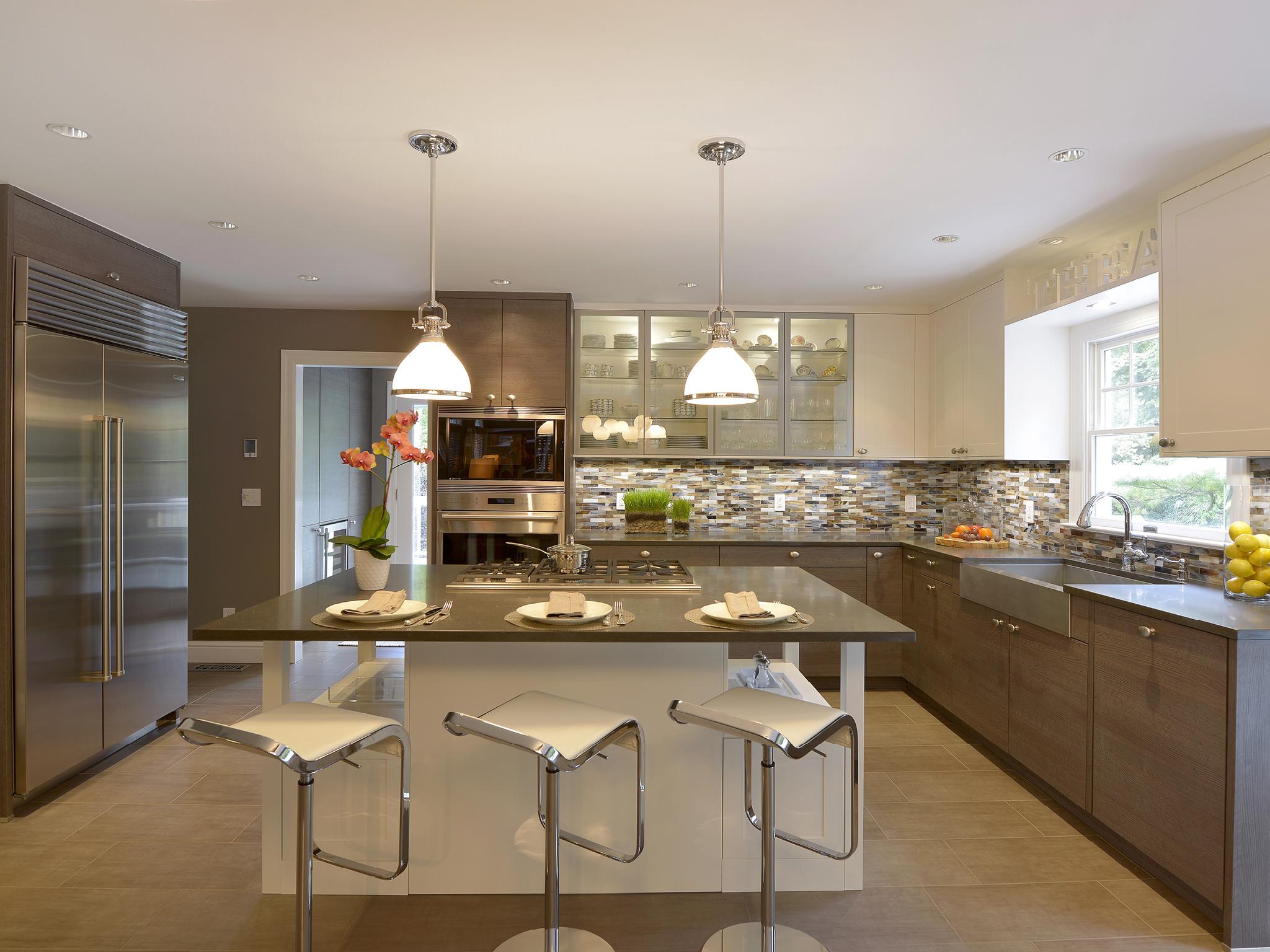 Cucina Modern Renovation Kitchen Full