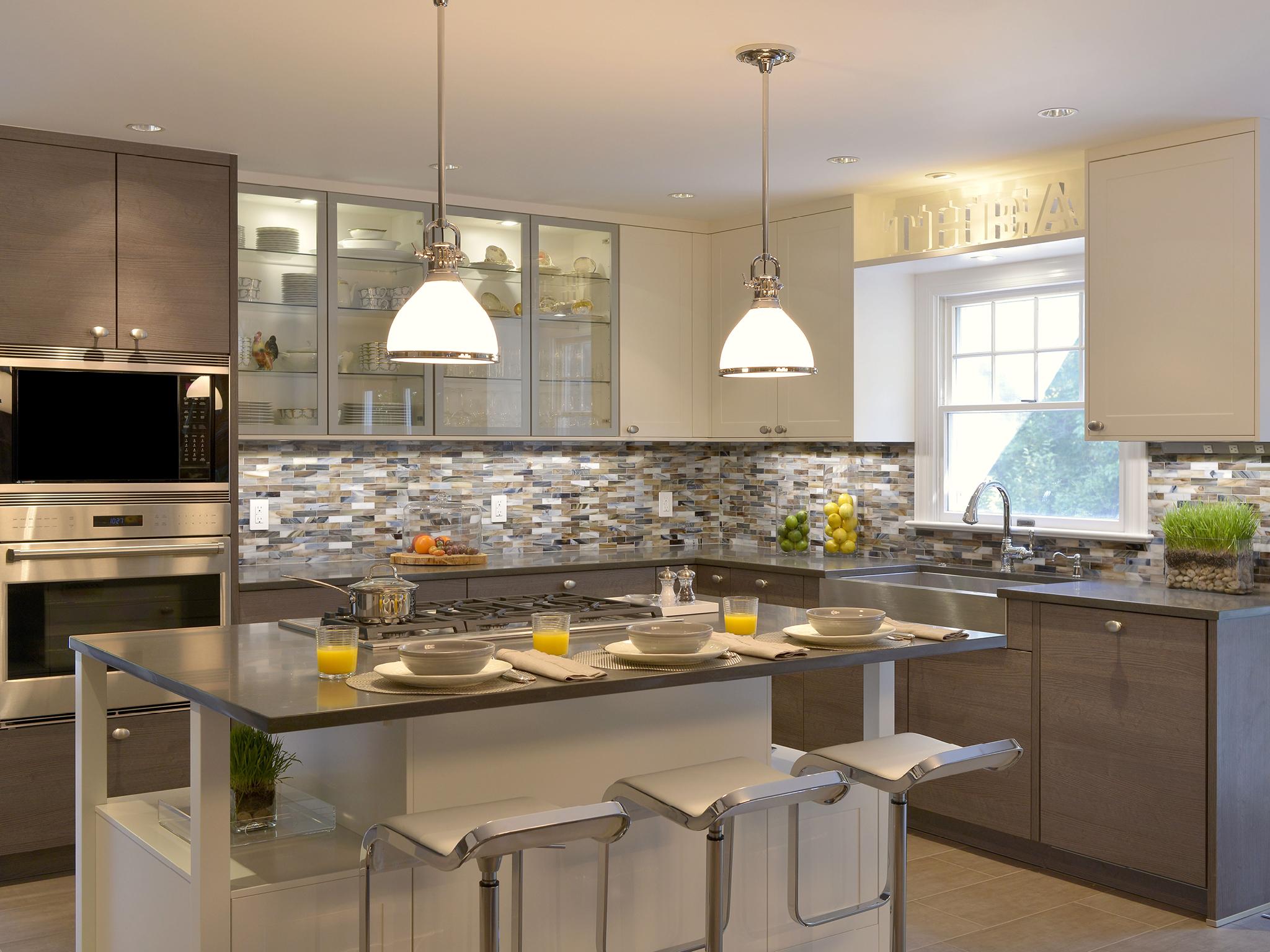 Cucina Modern Renovation Kitchen