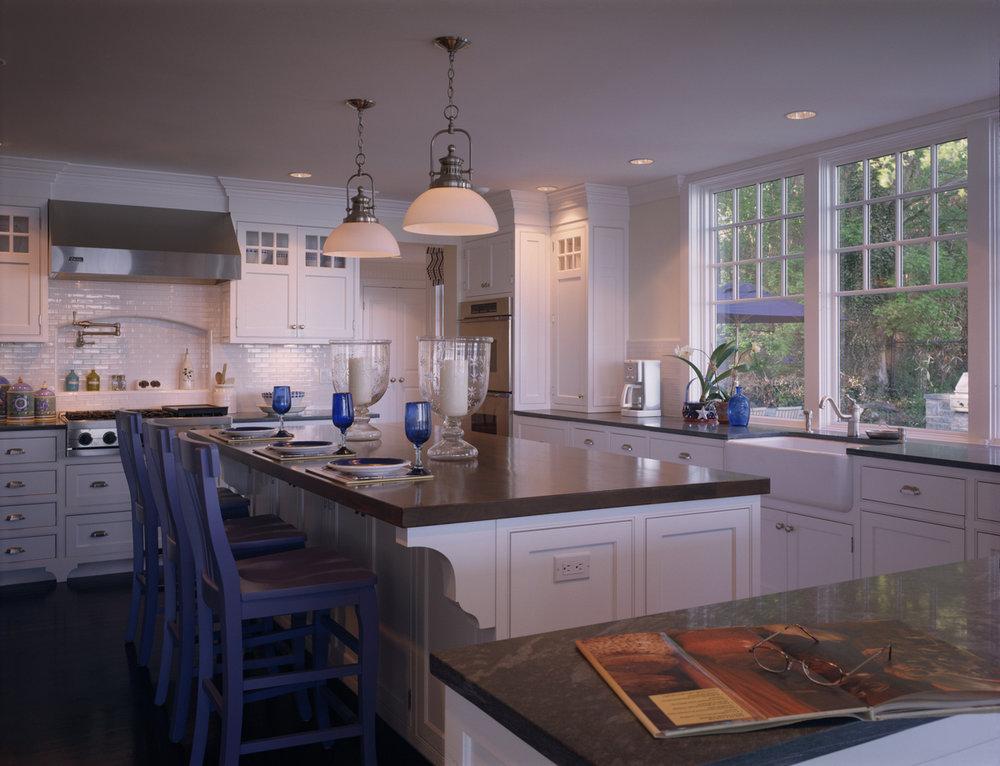 Grace Church Street Kitchen Renovation by Legacy Construction NY